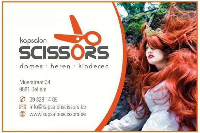 Aalter - Kapsalon Scissors